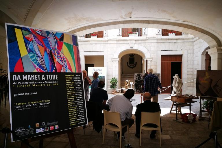 Festival Castel dei mondi, quest'anno tappa anche a Trani