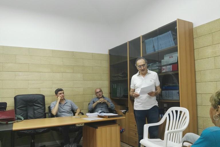 Antonio Carrabba, Antonio Lorusso e Nicola Ulisse