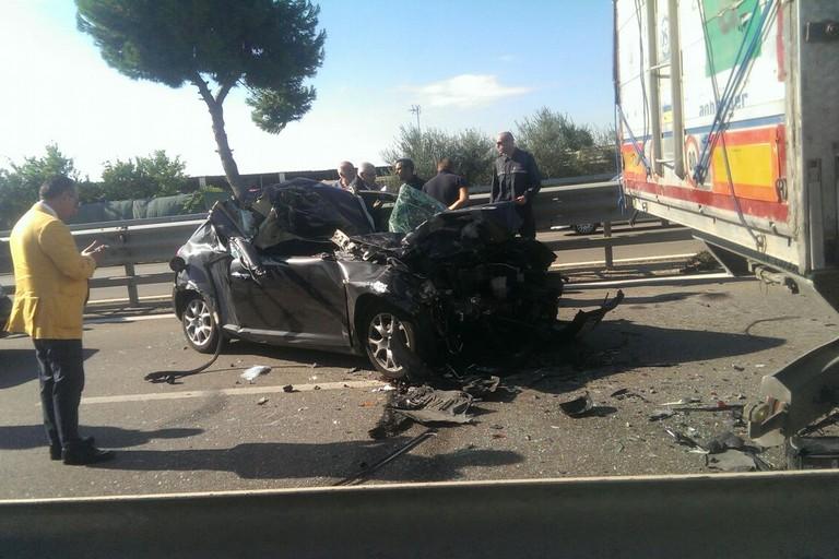 Incidente statale 16 Boccadoro