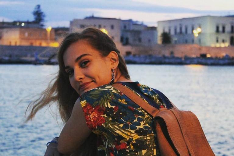 Francesca nipote Cezza