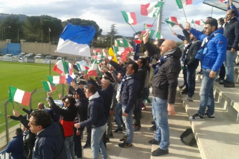 Fasano-Trani 0-0 finale