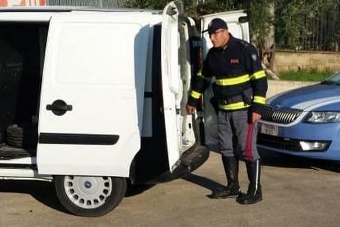Polizia stradale Trani