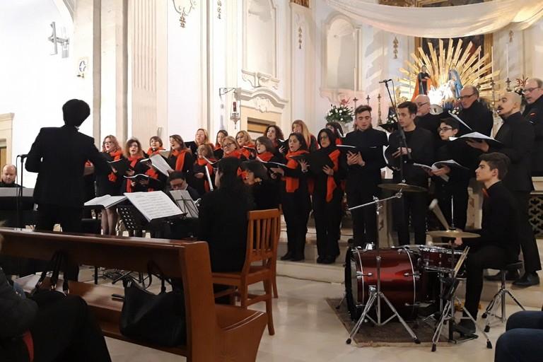 Coro chiesa Spirito Santo