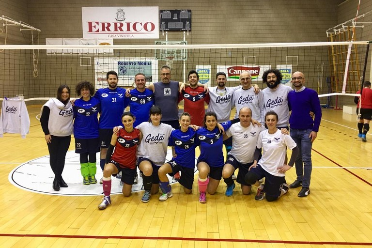 Geda volley
