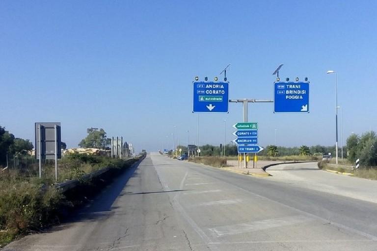 Trani-Corato e Andria-Bisceglie