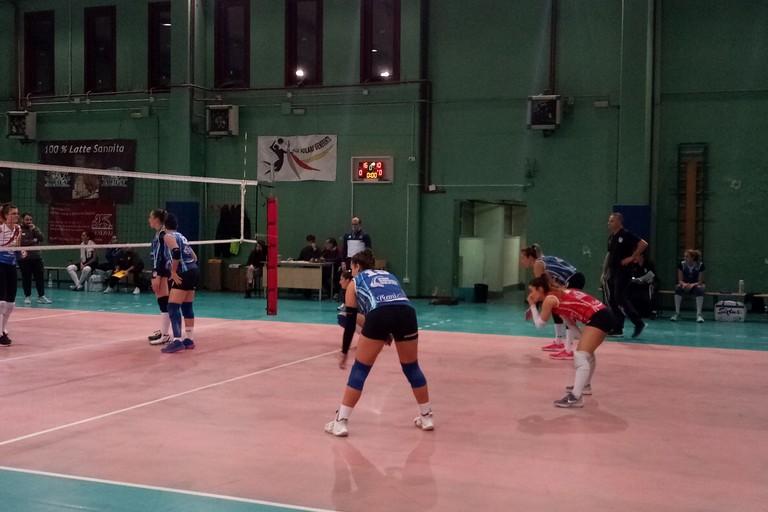 Lavinia volley