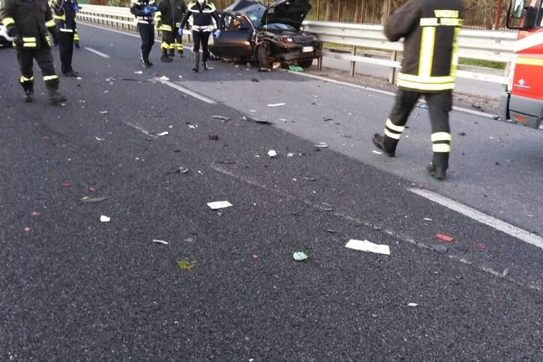 Incidente mortale a Barletta