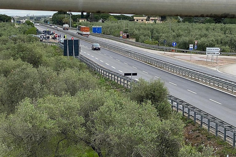 Incidente Barletta Sud