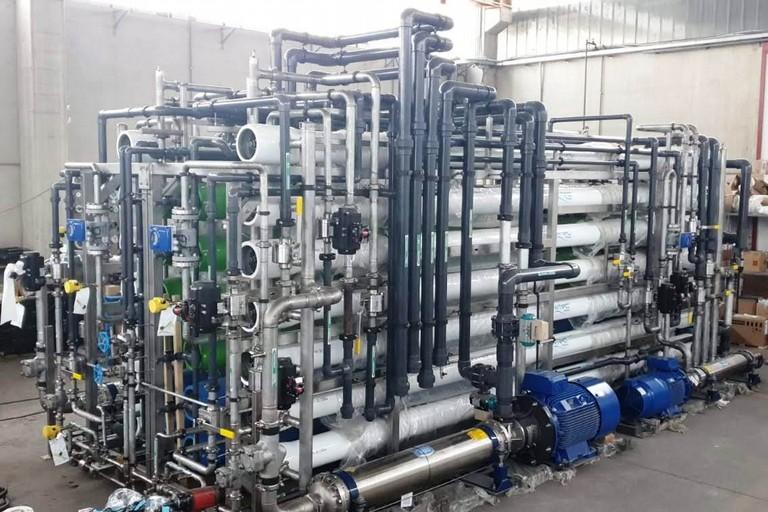 Depurazione delle acque, arriva da Trani il primo grande impianto italiano di nuova generazione