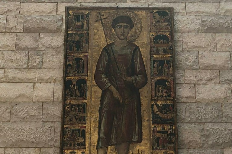 Effigie San Nicola