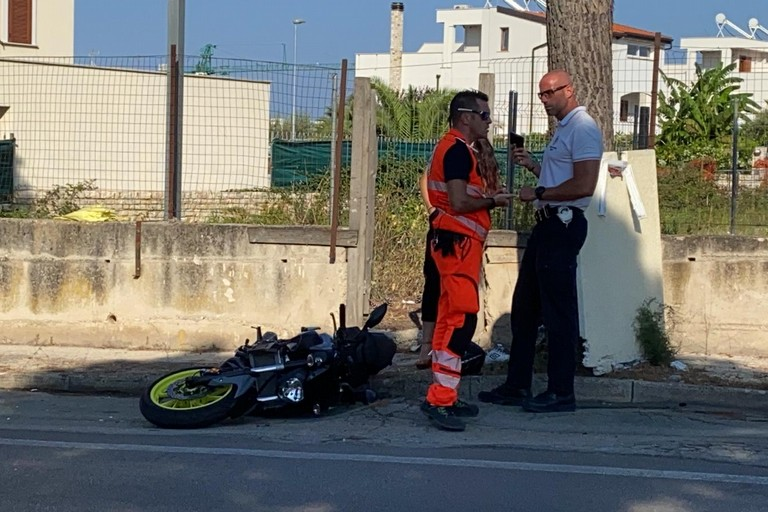 Incidente via Martiri di Palermo