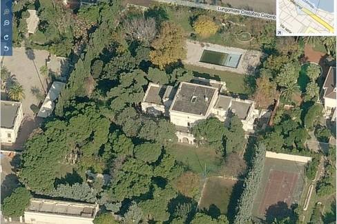 Villa di via malcangi