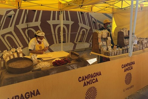 Pasta day Coldiretti