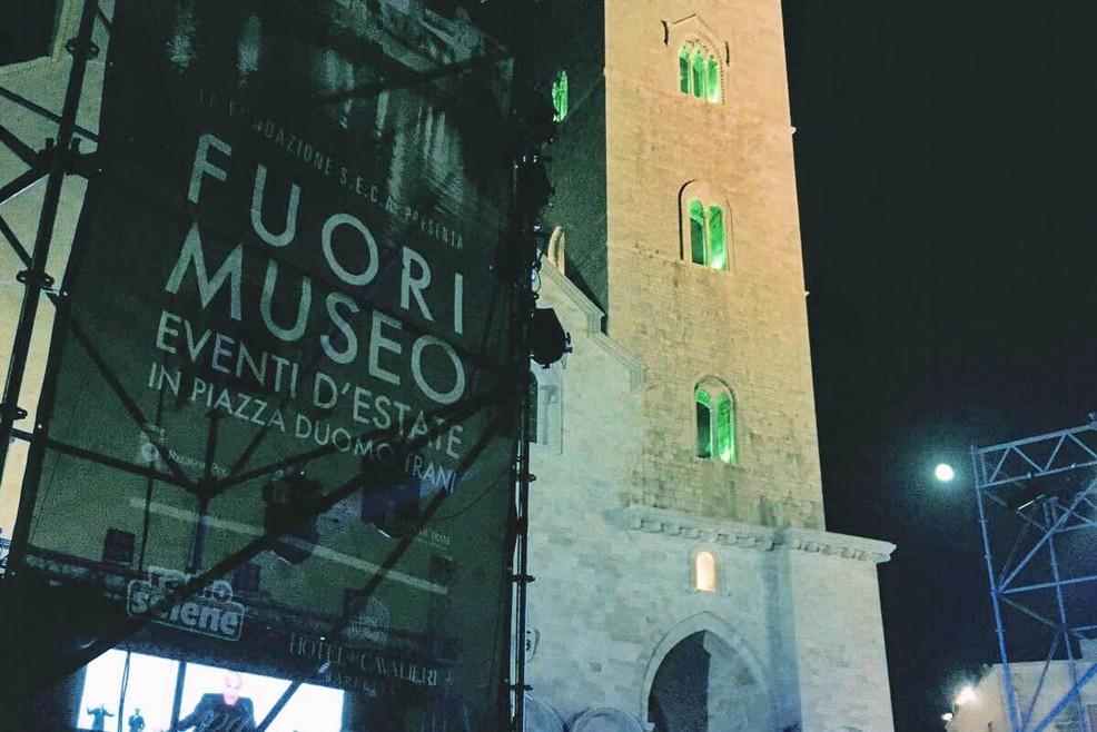 Fuori Museo, la presentazione degli eventi estivi di Trani e Bisceglie
