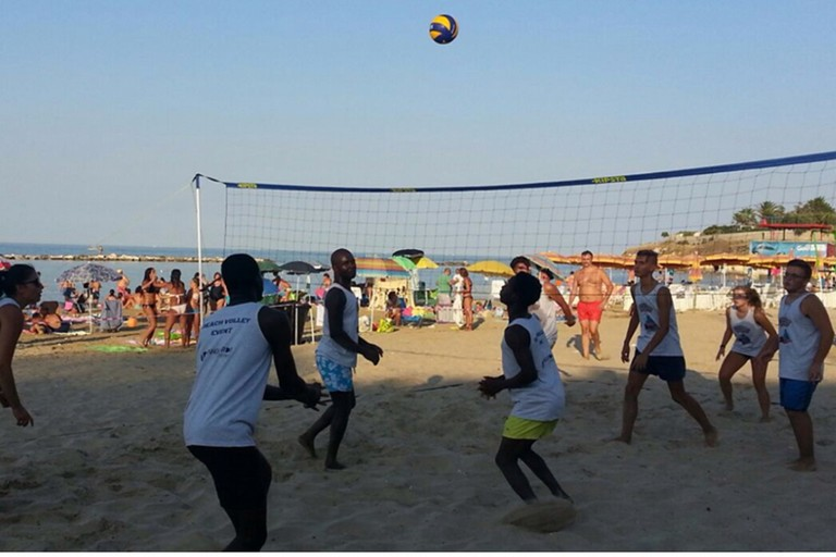 Torneo di beach volley