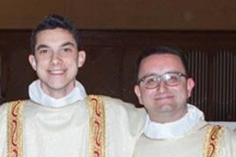 Francesco Milillo e Luigi Tedeschi