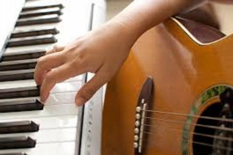 Piano e chitarra