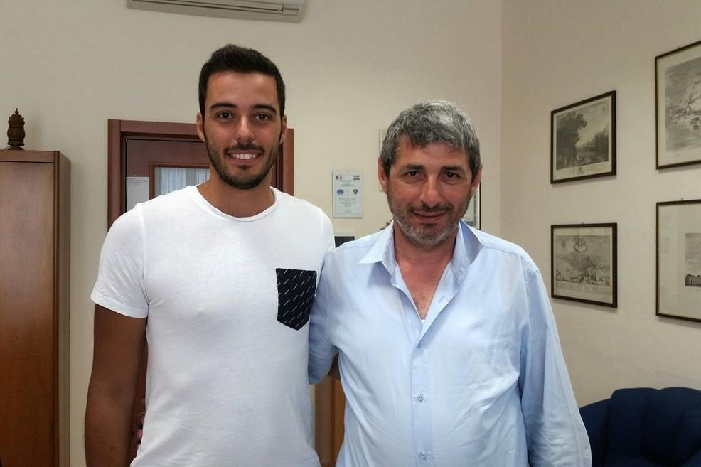 Davide Laraia e Giuseppe Forni