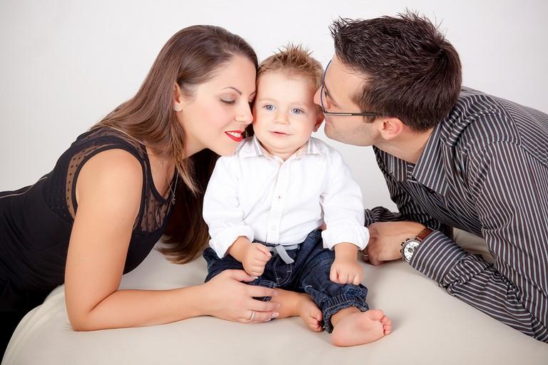 Immagine generica - Famiglia felice