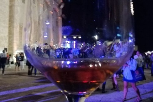 lanterne bicchiere