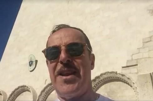 Massimo Lopez a Trani