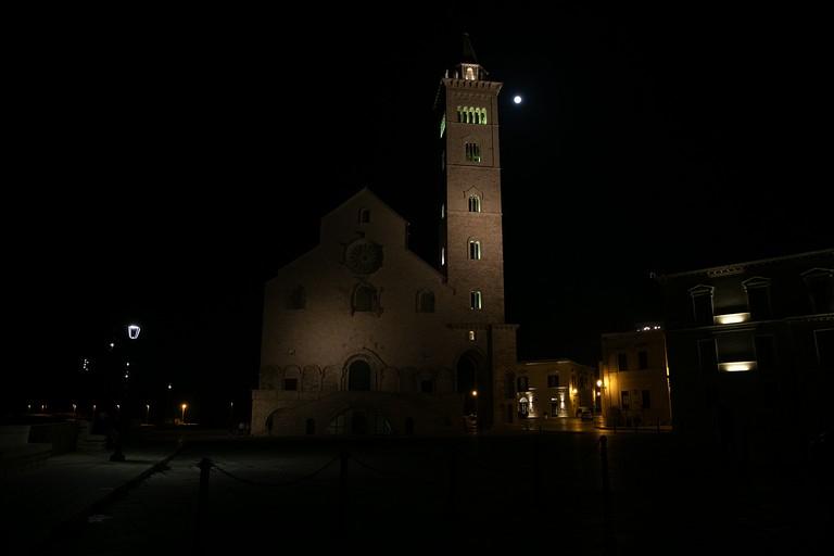Cattedrale al buio