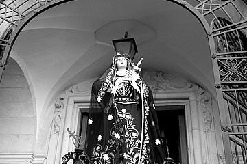 Madonna dell'Addolorata - Trani