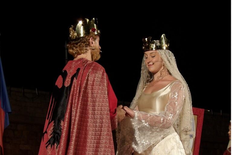 Matrimonio Re Manfredi