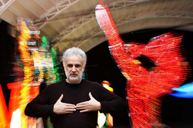 Fondò il Nuovo Futurismo, a Trani l'artista Marco Lodola