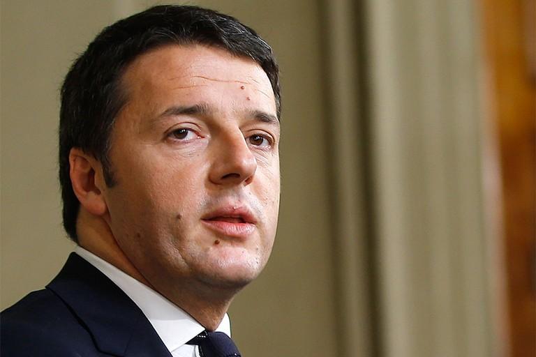 """Matteo Renzi a Trani per presentare il suo libro """"Avanti"""""""