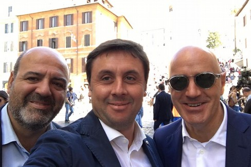 Salvatore Merra - commissario provinciale Forza Italia