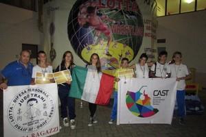 Judo Trani, Trofeo Internazionale