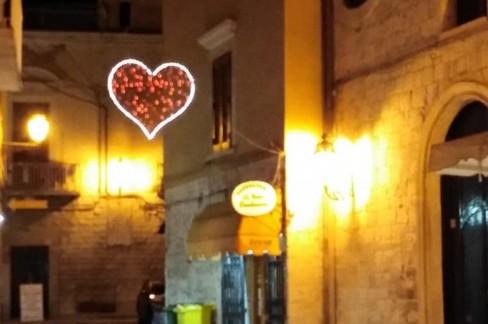 Luminarie di San Valentino