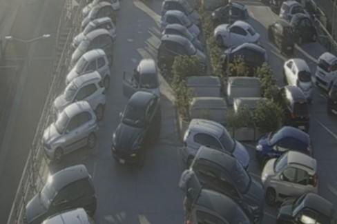 Furto di auto a Trani