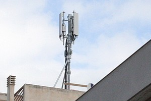 Antenna di telefonia a Trani