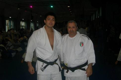 trofeo nazionale di Judo a Trani