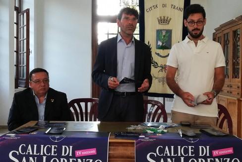 Calice di San Lorenzo, intervista
