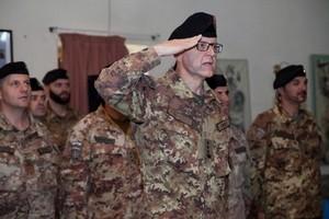 Ciro Chirico - Comandante Esercito Trani
