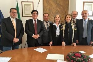 riunione commercialisti ordini Puglia