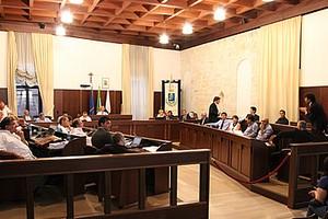 Consiglio comunale di Trani