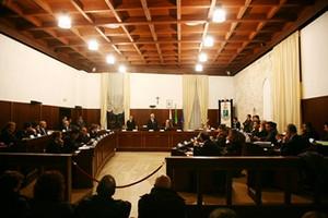 Consiglio comunale di Trani (foto Luciano Zitoli)