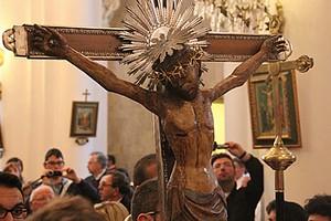 Festeggiamenti in onore del Crocifisso di Colonna