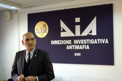 Direttore DIA - Gen. D. Giuseppe Governale