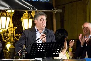 Comizio di Domenico Triminì