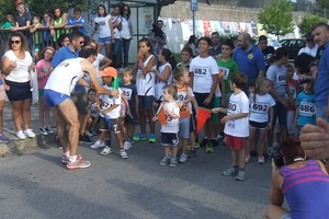 """Mini-Marathon Dragonetti 2015"""