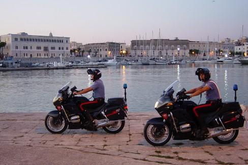 Tentato omicidio sul porto di Trani