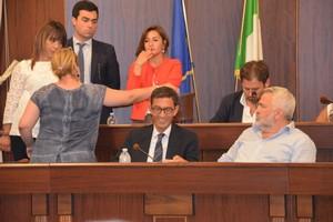 Consiglio comunale - sindaco
