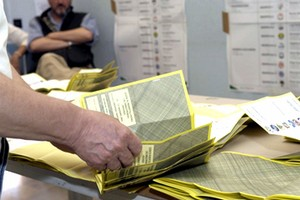 Elezioni - Scrutinio