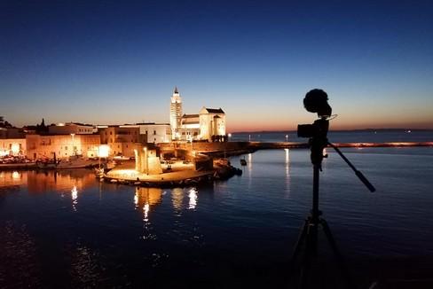 """Quando c'è Trani in Tv: le immagini e i protagonisti del documentario su  """"Geo&Geo """""""