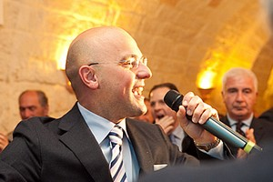 Gigi Riserbato - Foto di Luciano Zitoli
